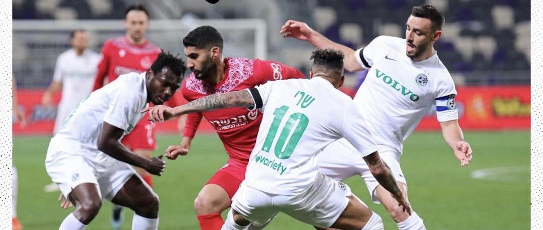 Haifa and Maccabi keep winning, Beer Sheva draws twice