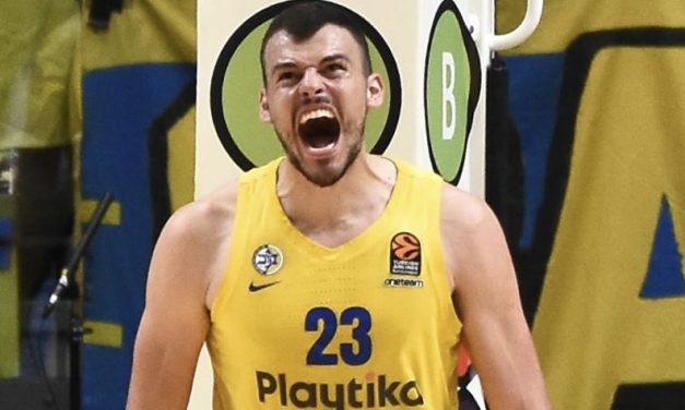 Maccabi Tel Aviv downs Barcelona 99-94 in overtime thriller as Zizic out-duels Mirotic
