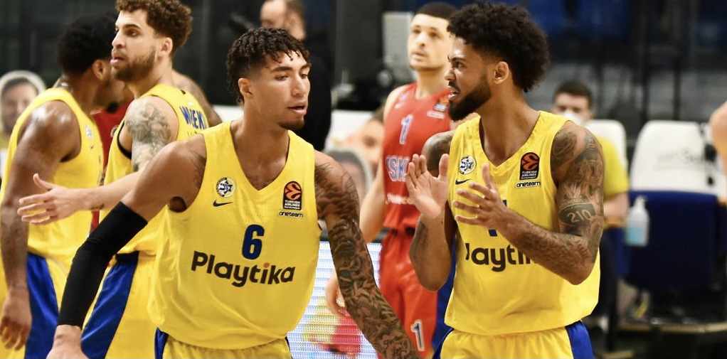 """""""We need to keep fighting"""" Dorsey and Maccabi battle on despite loss to CSKA as Clyburn and Lundberg star"""
