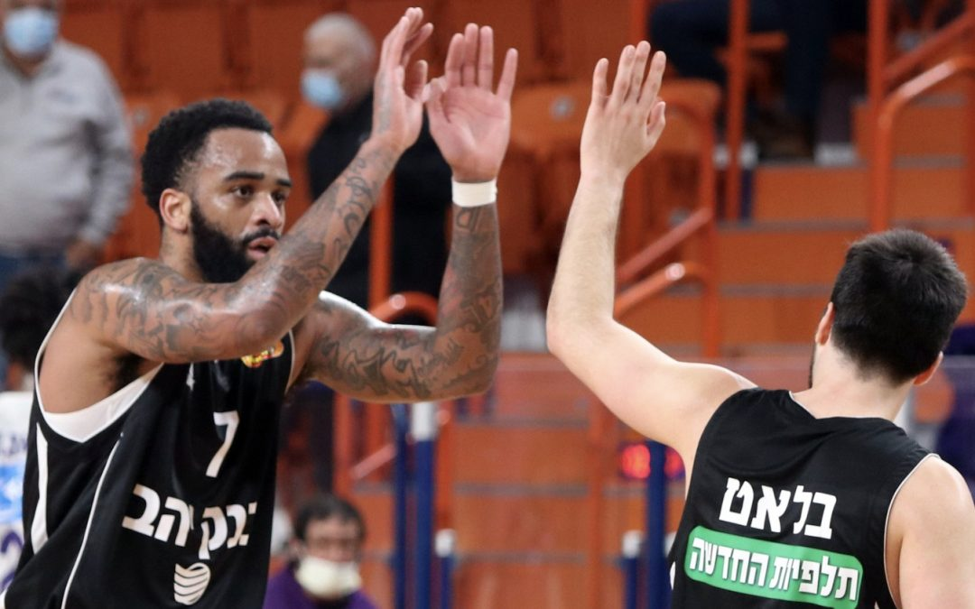 Kidd Debut, 3's Are Wild, Work In Progress – Jerusalem downs Nahariya 87-80 in tough battle up north: Analysis, Highlights, Recap & More