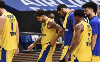 Maccabi's only consistency this Euroleague season has been inconsistency