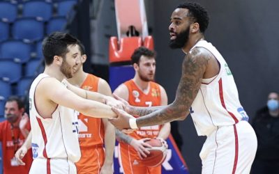 New Kidd On The Block: Jerusalem drops Rishon 97-84 as Stanton Kidd stars. Plus J'Covan Brown on getting out of the deep end