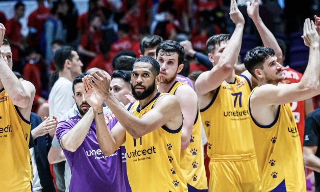 Holon punches ticket to Balkan League Final, Sestina reflects on championship challenge