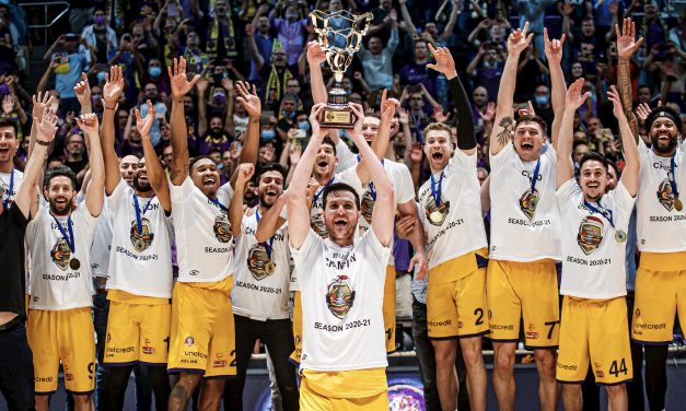 Hapoel Holon captures Balkan League with win over Plovdiv