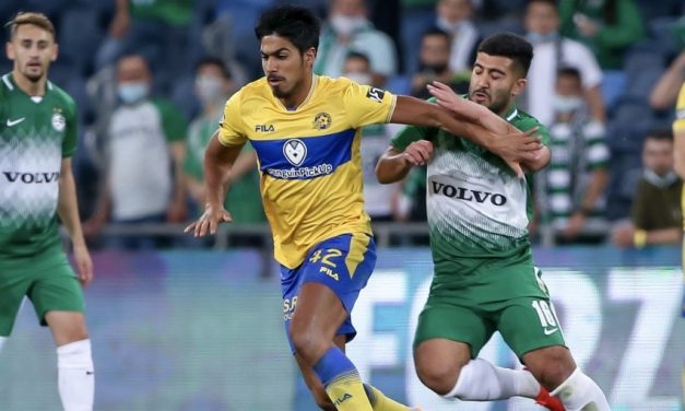 Maccabi & Haifa are fit to be tied, Ashdod & Petah Tikva record playoff wins