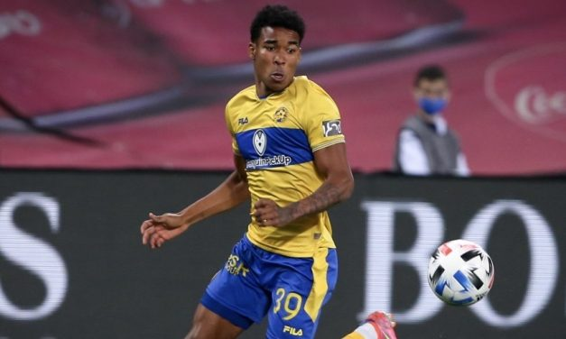 Maccabi Tel Aviv's Eduardo Guerrero bags brace in 3-1 win over Petah Tikva to keep Yellow & Blue atop the table