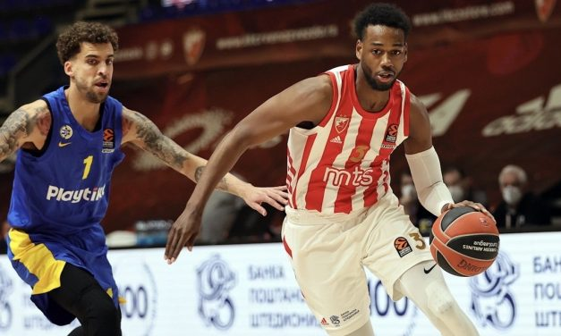 Red Star drops Maccabi 76-64 as Jordan Loyd shines brightest in final audition