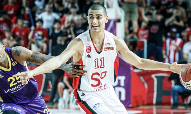 Hapoel Tel Aviv downs Holon to take turbulent victory
