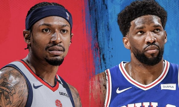 Wizards endure insult on top of injury on top of 2-0 series deficit against 76ers
