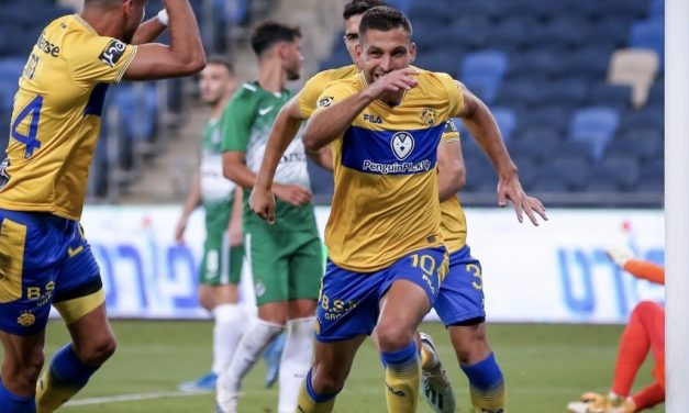 State Cup Derby Final on tap as Maccabi and Hapoel advance to title match