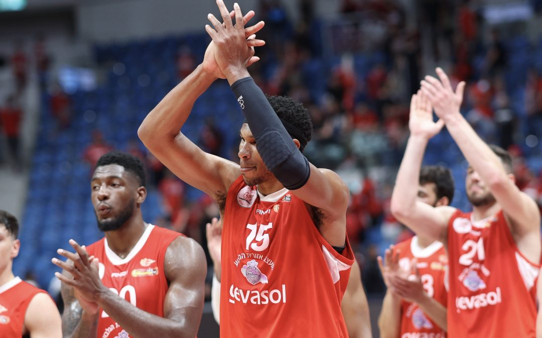 Gilboa Galil dunks all over Jerusalem 101-83 to cruise to win