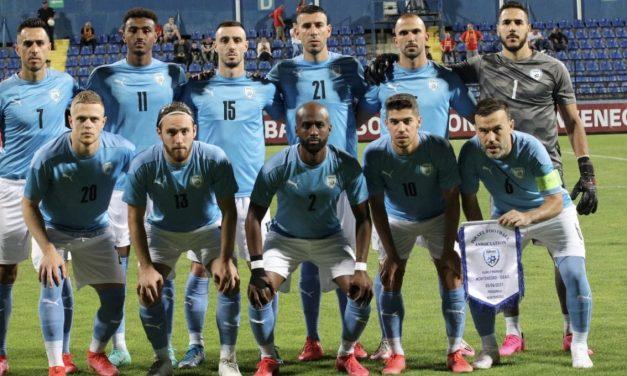 Israel downs Montenegro 3-1 as Abu Fani stars in win. Zahavi, Solomon and Kinda score