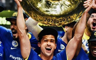 Maccabi wins title, Wilbekin's greatness, will Casspi retire, where will Ziv go, how should the Yellow & Blue retool – Sports Rabbi Show #198