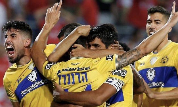 Maccabi Tel Aviv capture Israel State Cup with 2-1 win over Hapoel Tel Aviv