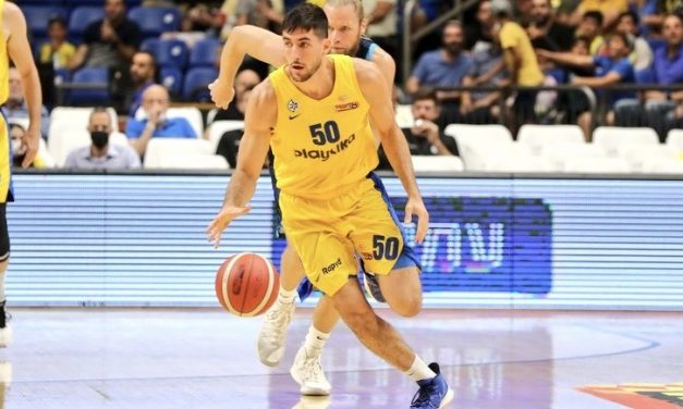 Turn back the clock and back to the future: Casspi and Zoosman pace Maccabi to game one win