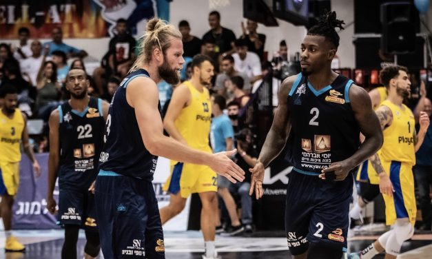 Heartbreaking – Casey Prather's injury seals Eilat's fate as Maccabi move into finals