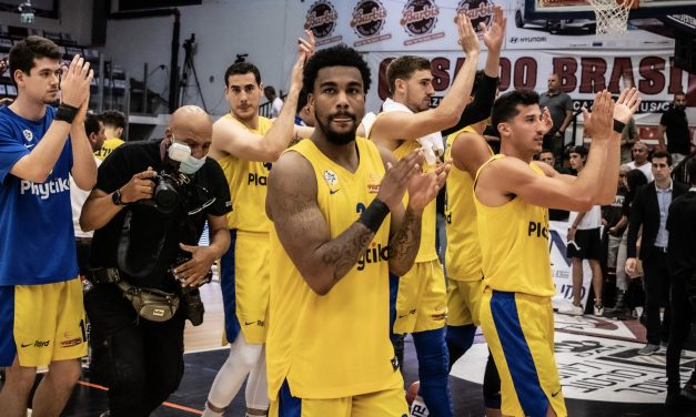 Maccabi advances to Israel League Finals but injury to Eilat's Casey Prather overshadows Yellow & Blue victory