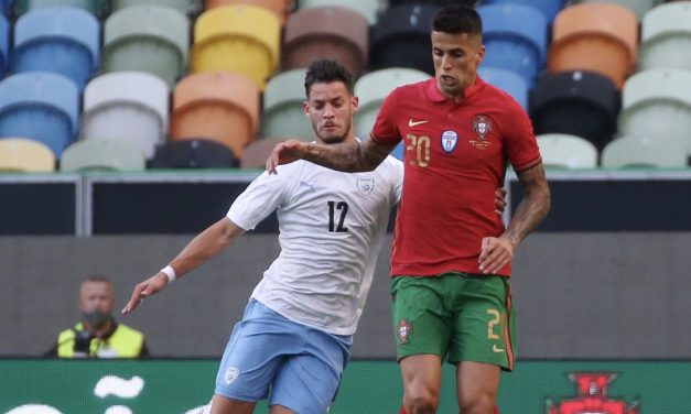 Portugal downs Israel 4-0 as Cristiano Ronaldo and Bruno Fernandes star in win