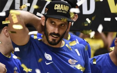 Omri Casspi's future uncertain as Maccabi wins title