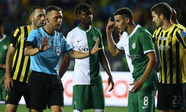 Maccabi Haifa crashes out of Champions League qualifying