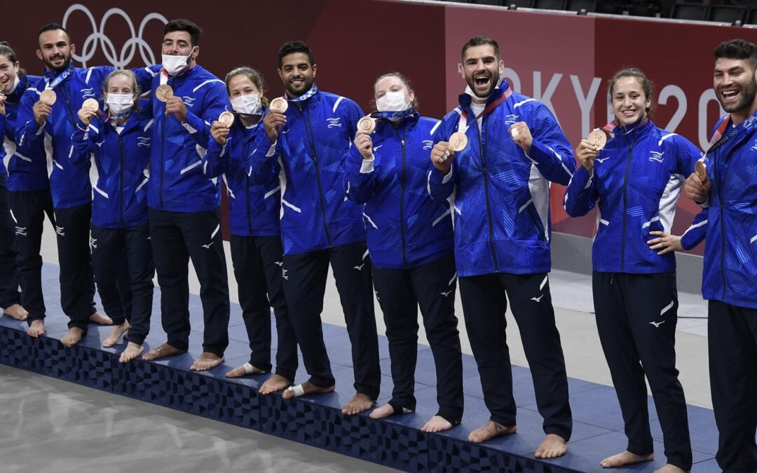 Israel Olympic Update: Bronze for Judo, 2 finals on Sunday