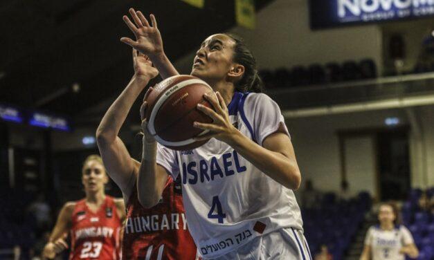 נבחרת העתודה נשים הפסידה 56:61 להונגריה