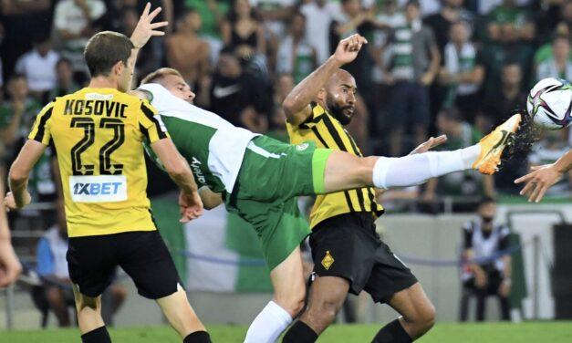 Maccabi Haifa and Kairat play to 1-1 draw