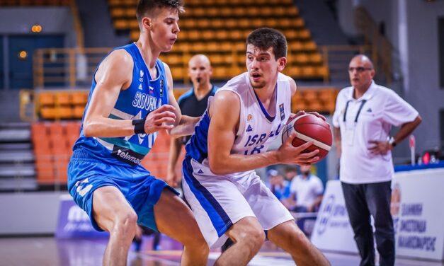 ישראל הפסידה 59:69 לסלובניה, 17 לדורי סהר