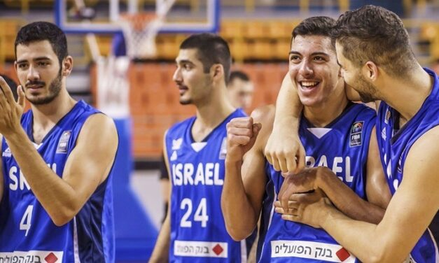Israel U20's open Challenger with 78-72 win over Russia; Aharoni and Melamed star