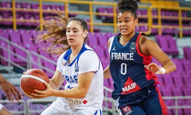 נבחרת הנערות הובסה 44:92 על ידי צרפת החזקה