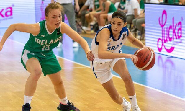 נבחרת הקדטיות הביסה 39:102 את אירלנד