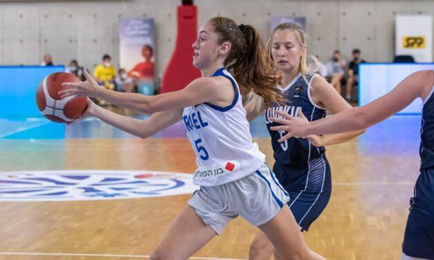 נבחרת הקדטיות הפסידה 44:61 לסלובקיה בצ'לנג'ר