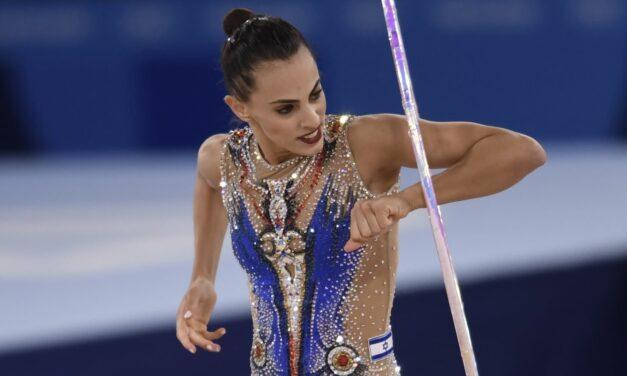 Golden Girl Linoy Ashram – How the Israeli topped the Russians in Rhythmic Gymnastics