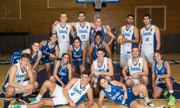 כדורסל 3 על 3: ישראל תפגוש את מצרים