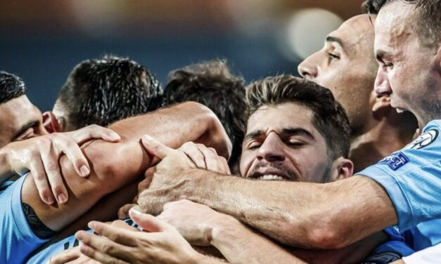 Dreamers – United as one Israel keeps World Cup hopes alive