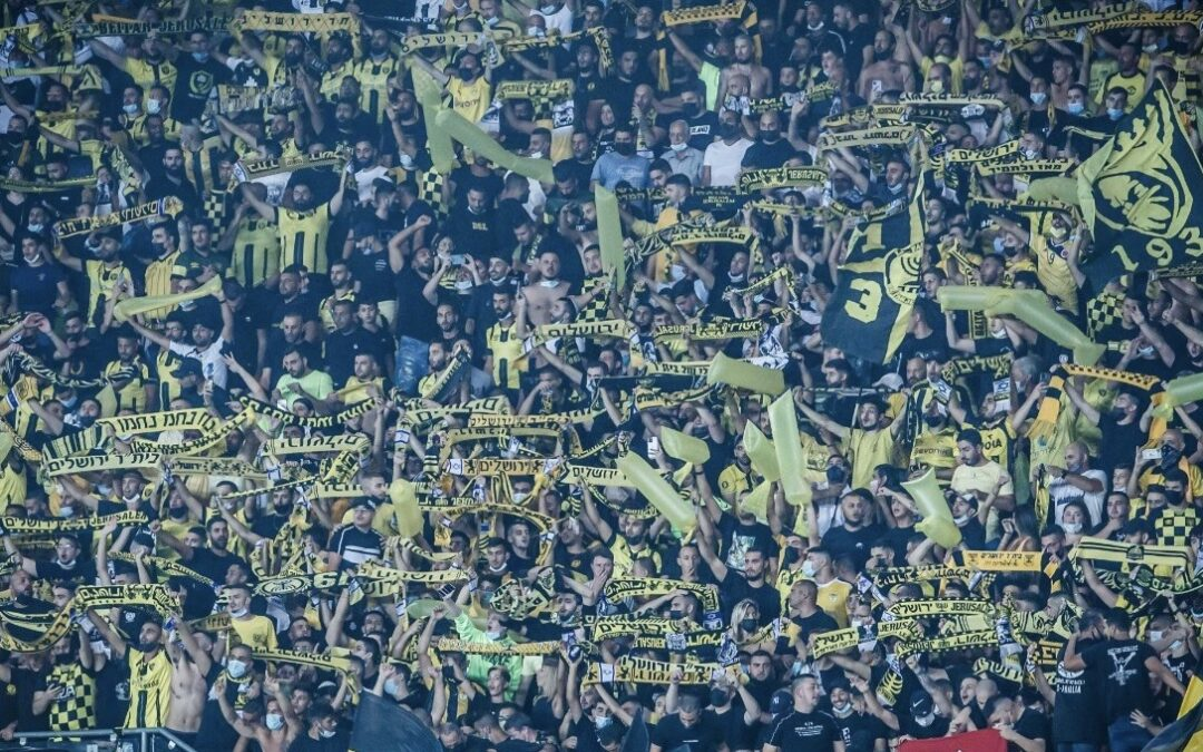 Beitar paints Jerusalem Yellow & Black with 3-0 Derby win over Hapoel