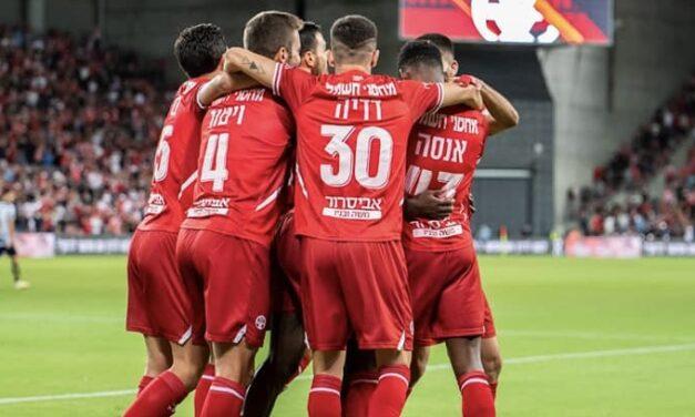 Beer Sheva blanks Maccabi TLV, Hapoel Haifa moves into 1st place