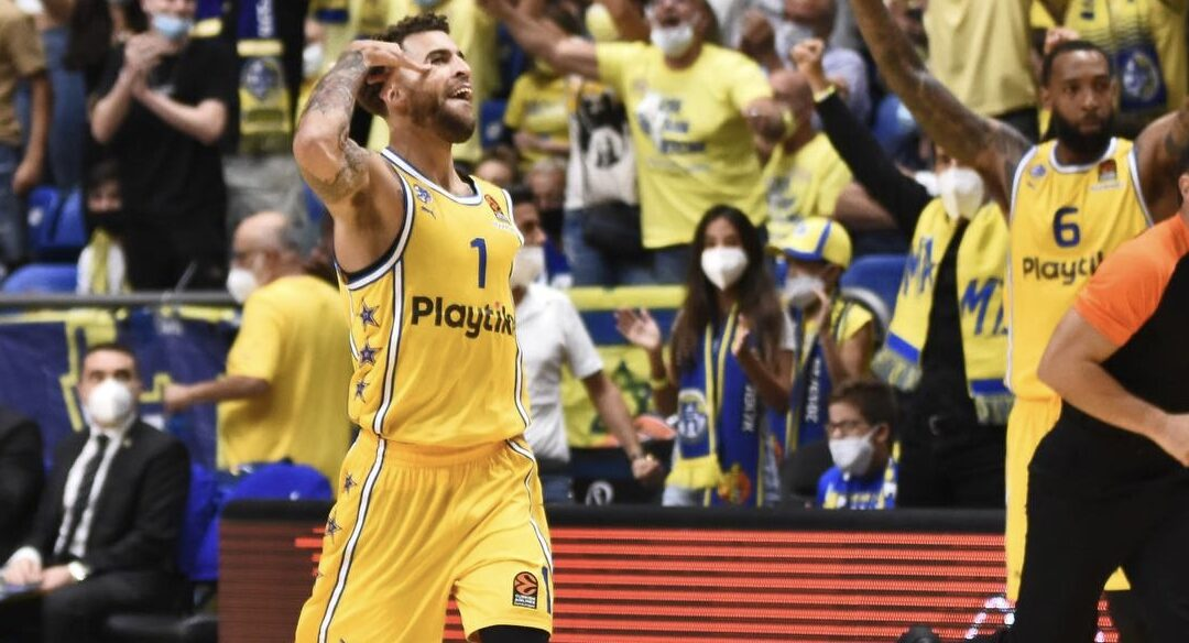 """""""We have to stay focused and not let our guard down"""" Williams & Wilbekin to pace Maccabi against Red Star"""