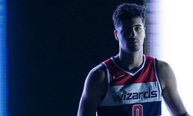 הצעד הבא: להפוך לפליימייקר ב-NBA. נציגנו בוושינגטון מדווח על אבדיה
