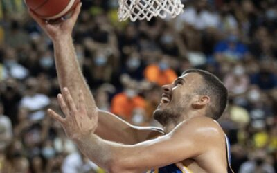 Maccabi Tel Aviv drops Rishon Le'Zion 87-68 to set up Jerusalem date in Winner Cup semis