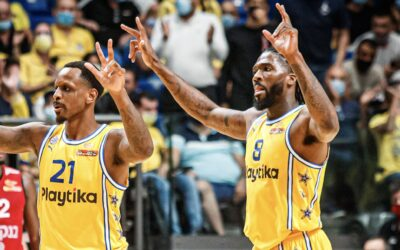 All for one and one for all: Maccabi Tel Aviv continues to mold into a team while Jerusalem struggles