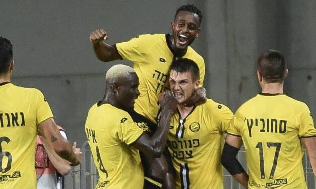 Netanya stuns Maccabi TLV, Haifa downs Jerusalem, Beer Sheva stays in first, Hapoel TLV downs Beitar
