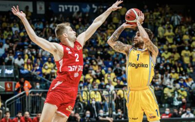 Maccabi Tel Aviv pummels Hapoel Jerusalem in one-sided Classico