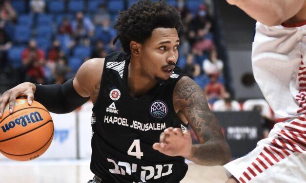 Jerusalem falls to Manresa 73-68 in BCL action