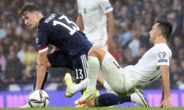 Scotland stuns Israel with last gasp winner in World Cup Qualifying