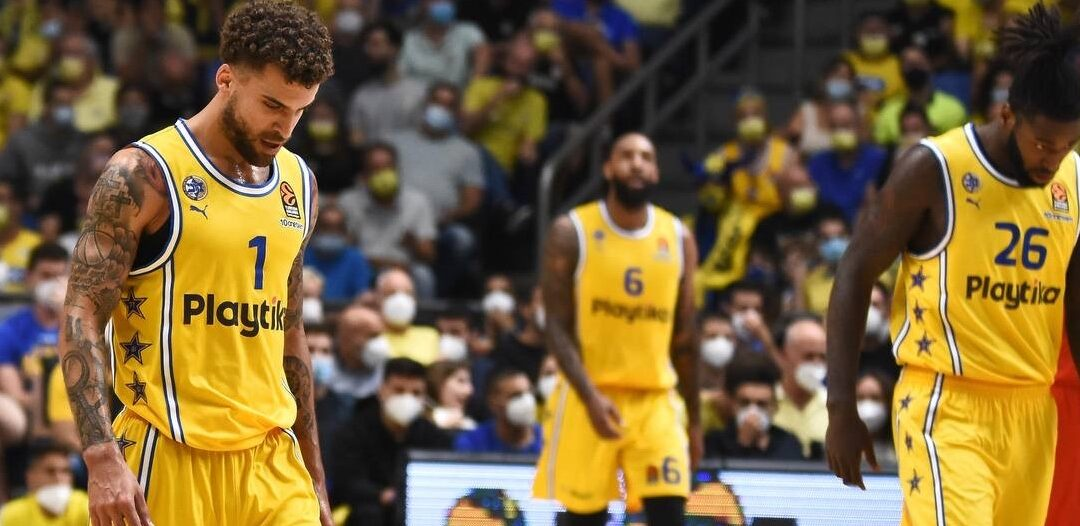 Brutally Embarrassing: Maccabi digs impossible hole to climb out of in loss to Milano