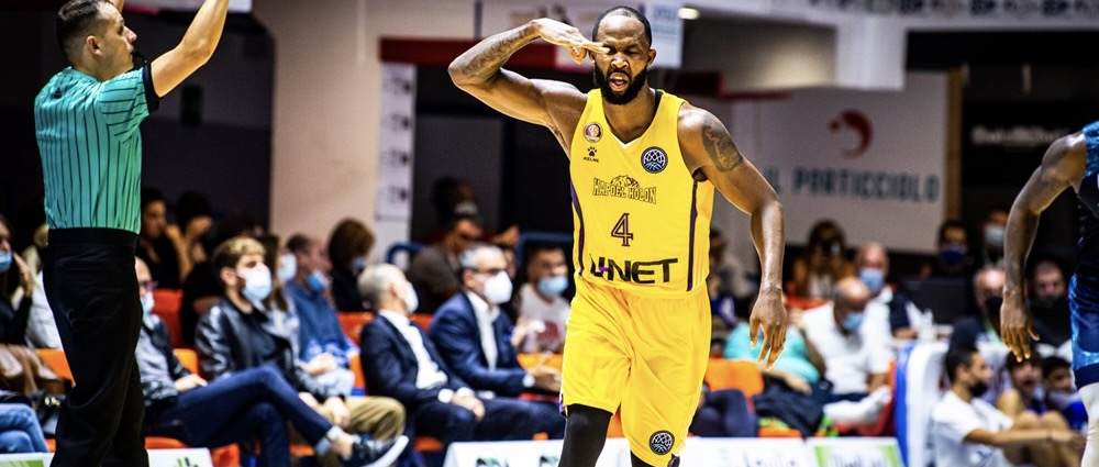 Holon drubs Brindisi 88-61 in Champions League opener